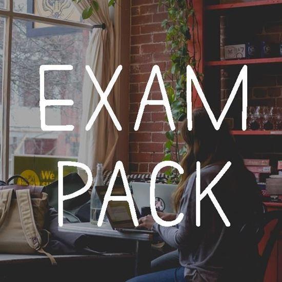 exam pack